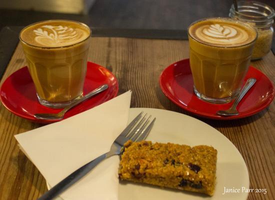 Little Red Roaster Cafe Norwich