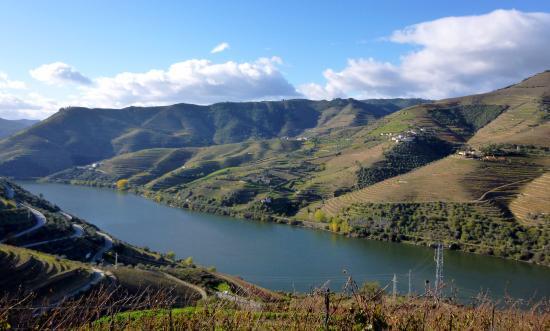 Duruelo de la Sierra, Spanien: Douro Valley