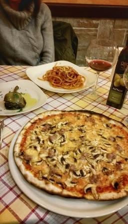 Authentic italian cuisine grazie vito dina picture of for Authentic italian cuisine