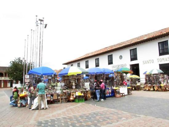 Chiquinquira, Colombia: de todito