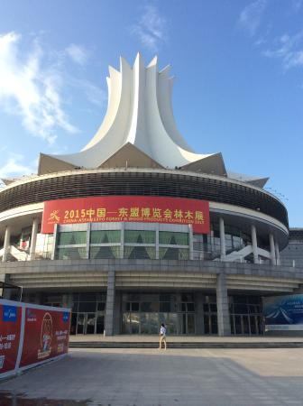 Guangxi International Convention and Exhibition Center: 素敵な建築デザイン
