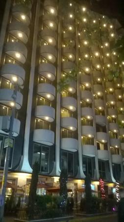 Hotel Century Zona Rosa: FACHADO DO HOTEL