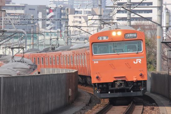 Kinki, Japan: 古い電車もまだまだ現役活躍中!