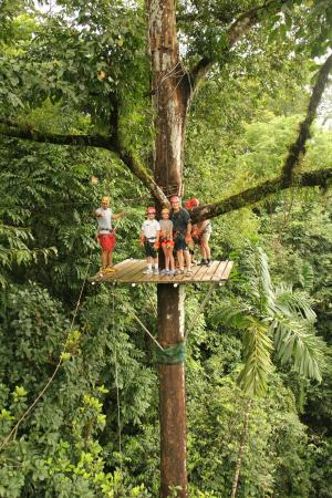 Quepos, Costa Rica: Friendly and great with kids!