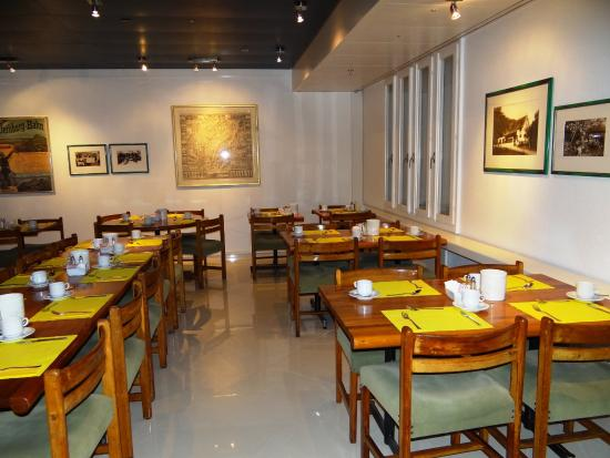 The Guest's House : Breakfast Dining room