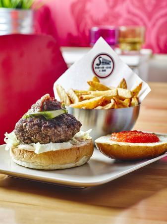 Shhh Burger Club & Bar