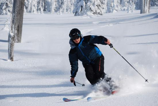 Selkirk Powder Company: Glades were awesome