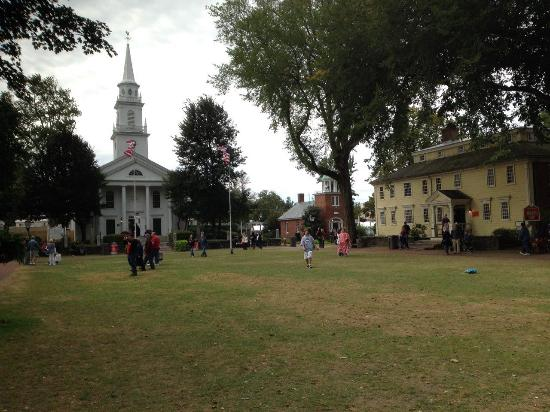 The Big E: Storrow Village