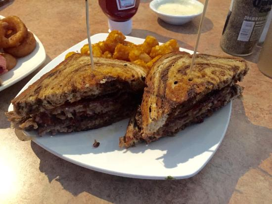 Ramona, Kalifornien: Up the Hill Grill