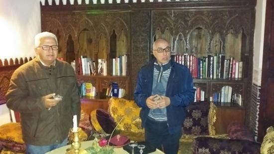 Riad Arabesque: رياض أرابيسك فندق و مطعم بالمدينة العتيقة بفاس