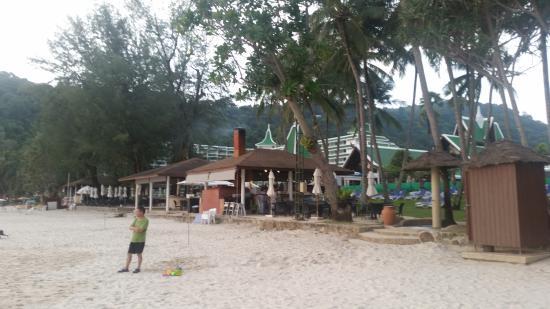Private LeMeridien Beach