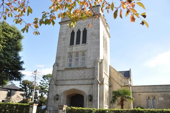 The Anglican-Episcopal Church of Japan: 横浜山手聖公会