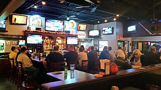 James' Third Base Sports Bar & Grill