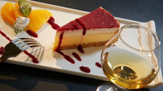 Raetihi Lodge Restaurant: Delicious desserts
