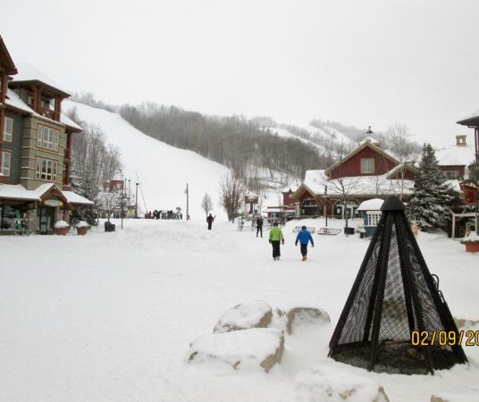 blue mountain ski lessons review