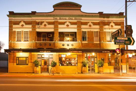 Royal Oak Hotel Newcastle