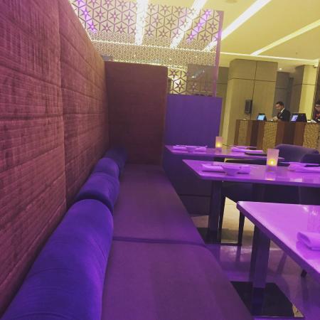 Tanoshii Lounge & Sushi Bar: el lounge