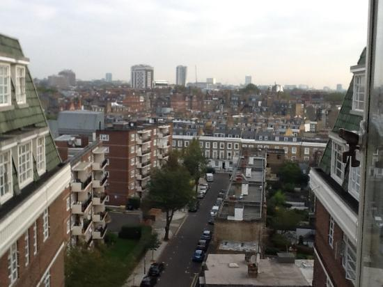 Nell Gwynn House Apartments: View from flat