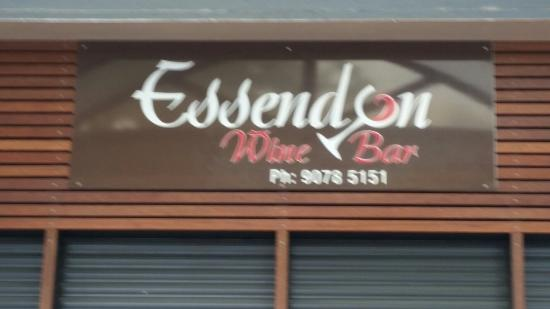 Essendon Wine Bar