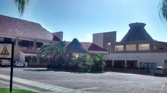 Viva Wyndham Maya - An All Inclusive Resort: entrada