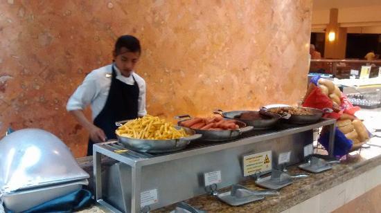 Viva Wyndham Maya - An All Inclusive Resort: chef