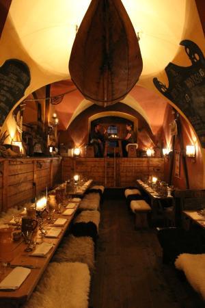 Aifur Krog & Bar: restaurant