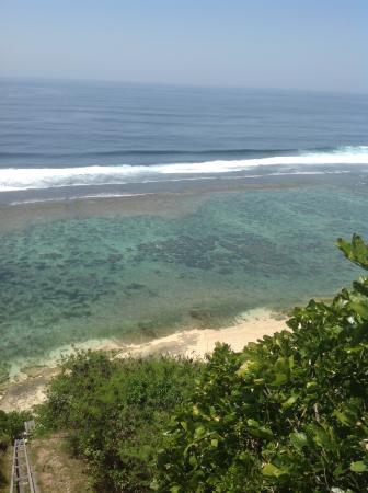 Karma Beach Bali Restaurant: OMG