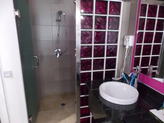 Hotel Riu Palace Mexico: Baño