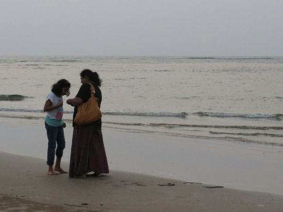 Ganapatipule Beach: Serenity