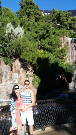 Wynn Las Vegas: exterior