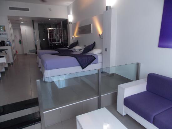 Hotel Riu Palace Mexico: Habitacion estandar