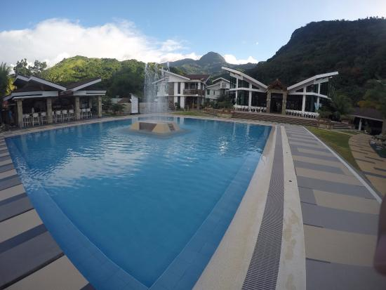 Infinity Resort: View from the Infinity Pool