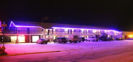St. Paul, Canadá: Motel 2