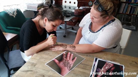 Les Arts Turcs Tours: Applying