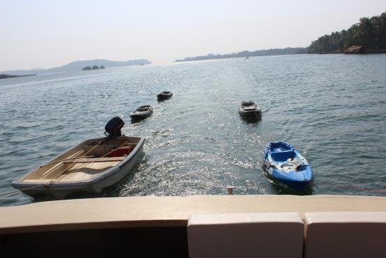 Konkan Explorers: kayaks
