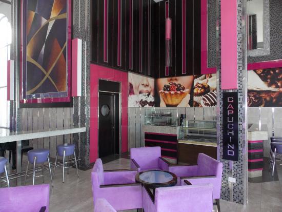 Hotel Riu Palace Mexico: Salon