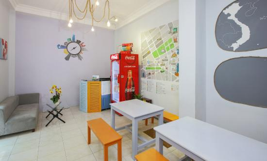 Saigon Backpackers Hostel - Cong Quynh