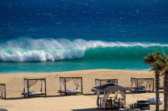 Pueblo Bonito Pacifica Golf & Spa Resort: Beach Beds