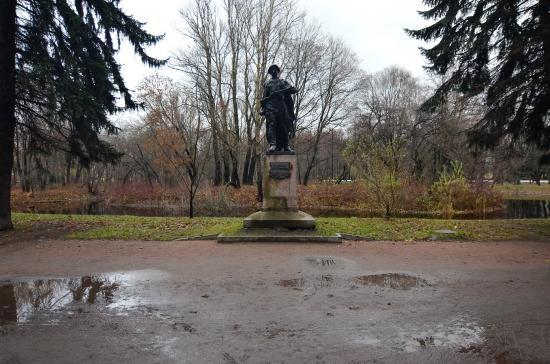 A.M.Matrosov Monument