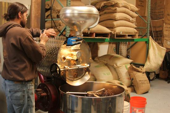 Sunshine Coffee Roasters: timing is everything