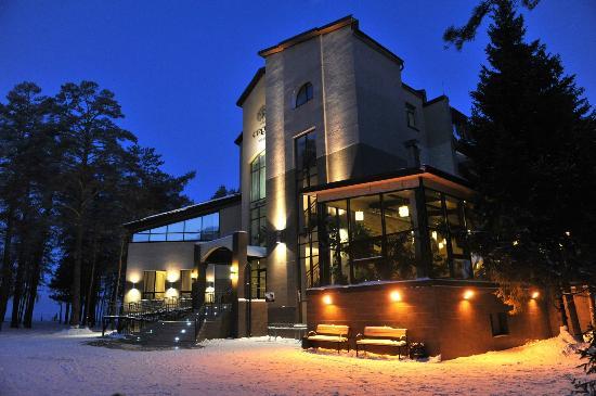 отзывы о курорт отеле крона бердск модели термобелья