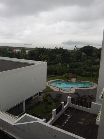 Astar Hotel : View from room