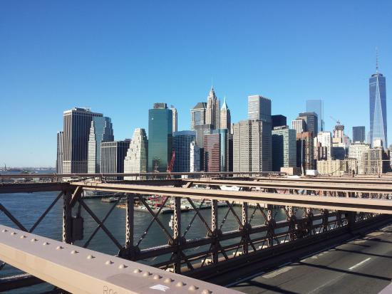 Brooklyn bridge view of manhattan picture of brooklyn bridge brooklyn bridge view of manhattan malvernweather Choice Image