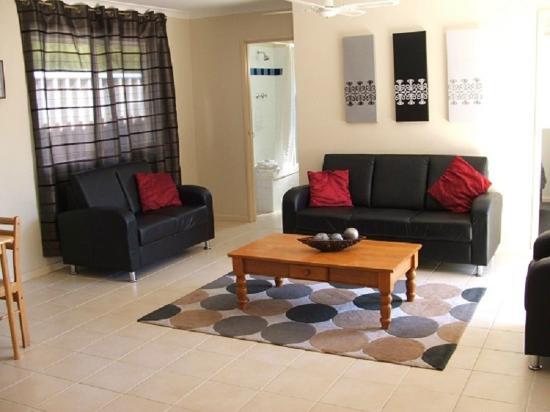 ฮาเบอร์ไซด์โมเต็ล: lounge