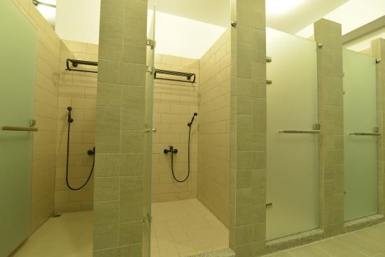 Ximen Duckstay Hostel: 衛浴
