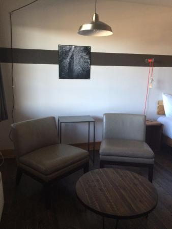 Ashore Hotel: Sitting area