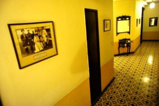 Hotel Ajanta: lobby