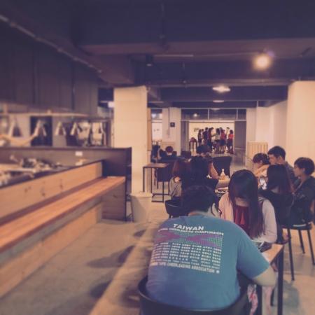 Ximen Duckstay Hostel: 公共空間