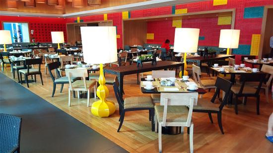 Amari Hua Hin: Mosaic Lounge