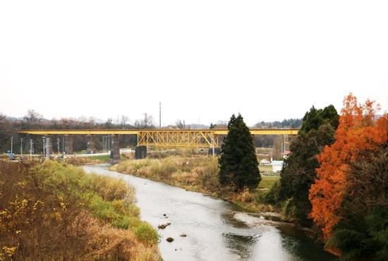 Ichinoto Kyoryo Bridge